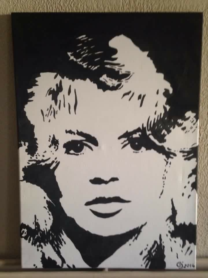 Brigitte Bardot by Machine34200